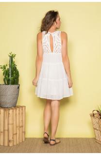 Dress Dress MORGANE Woman S19226W (43932) - DEELUXE-SHOP