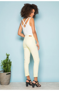 Pant TROUSERS PIME Woman S19721W (43959) - DEELUXE-SHOP