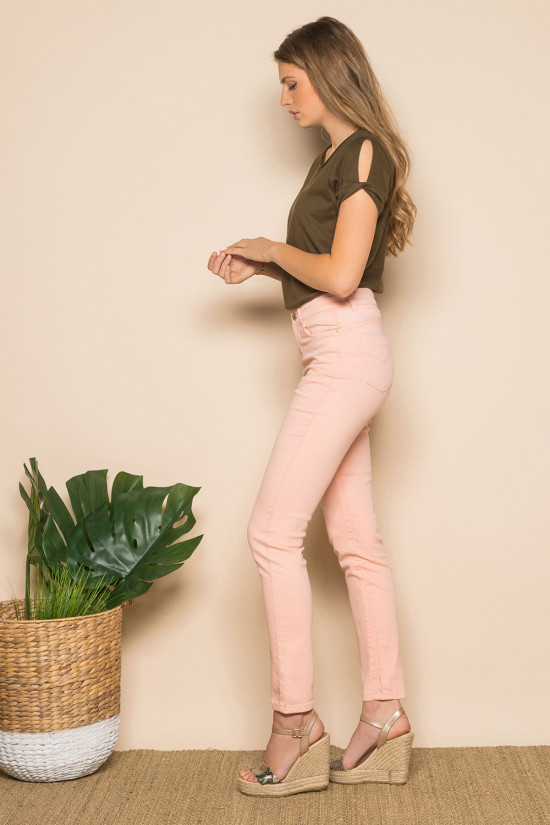 Pant TROUSERS PIME Woman S19721W (43961) - DEELUXE-SHOP