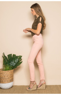 Pant TROUSERS PIME Woman S19721W (43962) - DEELUXE-SHOP