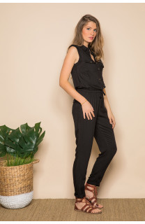 Jumpsuit SAVINA Woman S19755W (43997) - DEELUXE-SHOP