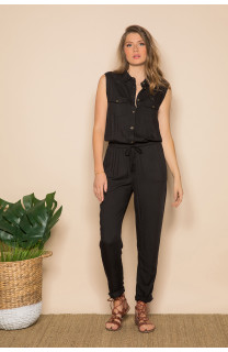 Jumpsuit SAVINA Woman S19755W (43999) - DEELUXE-SHOP