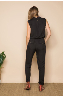 Jumpsuit SAVINA Woman S19755W (44000) - DEELUXE-SHOP