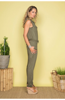 Jumpsuit SAVINA Woman S19755W (44003) - DEELUXE-SHOP