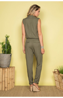 Jumpsuit SAVINA Woman S19755W (44005) - DEELUXE-SHOP