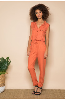 Jumpsuit SAVINA Woman S19755W (44008) - DEELUXE-SHOP