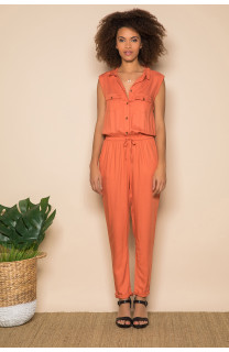 Jumpsuit SAVINA Woman S19755W (44010) - DEELUXE-SHOP