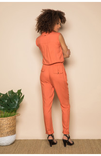 Jumpsuit SAVINA Woman S19755W (44011) - DEELUXE-SHOP