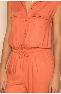 Jumpsuit SAVINA Woman S19755W (44012) - DEELUXE-SHOP