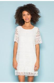 Dress Dress VIRGILE Woman S19210W (44081) - DEELUXE-SHOP