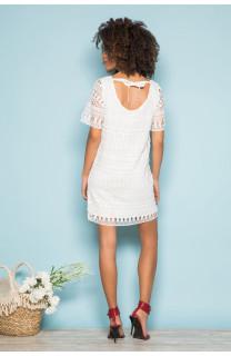 Dress Dress VIRGILE Woman S19210W (44082) - DEELUXE-SHOP