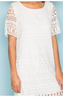 Dress Dress VIRGILE Woman S19210W (44083) - DEELUXE-SHOP