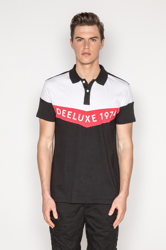 Polo shirt Polo shirt ALBAN Man S19221 (44094) - DEELUXE-SHOP