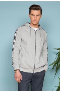 Sweatshirt Sweatshirt BASKET Man S19513 (44124) - DEELUXE-SHOP
