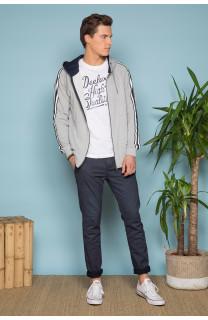 Sweatshirt Sweatshirt BASKET Man S19513 (44125) - DEELUXE-SHOP