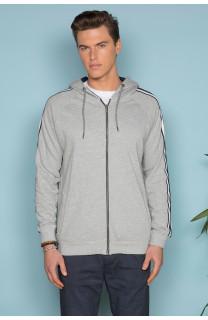 Sweatshirt Sweatshirt BASKET Man S19513 (44126) - DEELUXE-SHOP