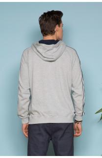 Sweatshirt Sweatshirt BASKET Man S19513 (44127) - DEELUXE-SHOP