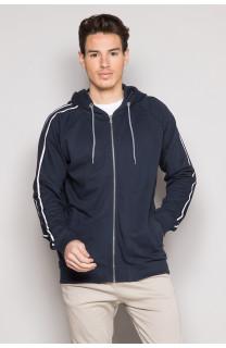 Sweatshirt Sweatshirt BASKET Man S19513 (44131) - DEELUXE-SHOP