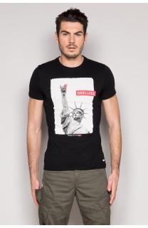 T-Shirt T-shirt BERT Man S191102 (44141) - DEELUXE-SHOP