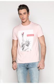 T-Shirt T-shirt BERT Man S191102 (44144) - DEELUXE-SHOP