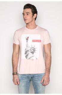 T-Shirt T-shirt BERT Man S191102 (44146) - DEELUXE-SHOP