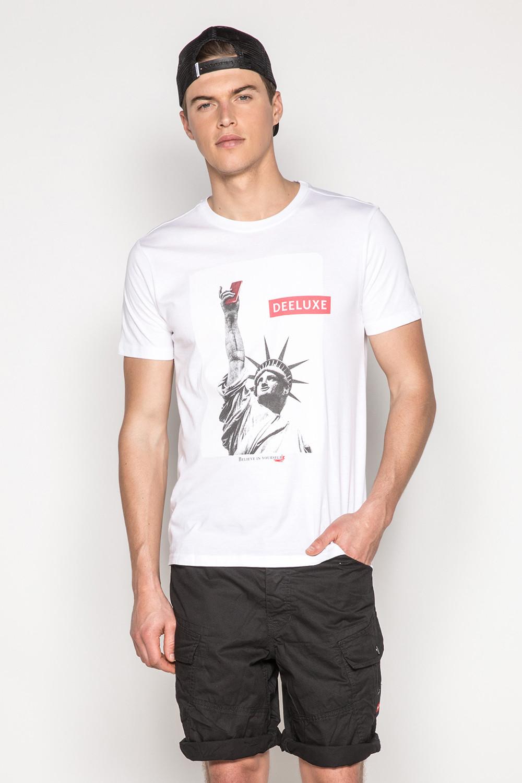 T-Shirt T-shirt BERT Man S191102 (44149) - DEELUXE-SHOP