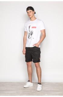 T-Shirt T-shirt BERT Man S191102 (44150) - DEELUXE-SHOP