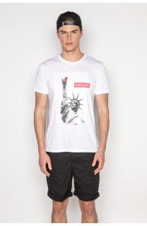 T-Shirt T-shirt BERT Man S191102 (44151) - DEELUXE-SHOP