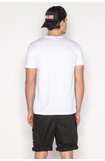 T-Shirt T-shirt BERT Man S191102 (44152) - DEELUXE-SHOP