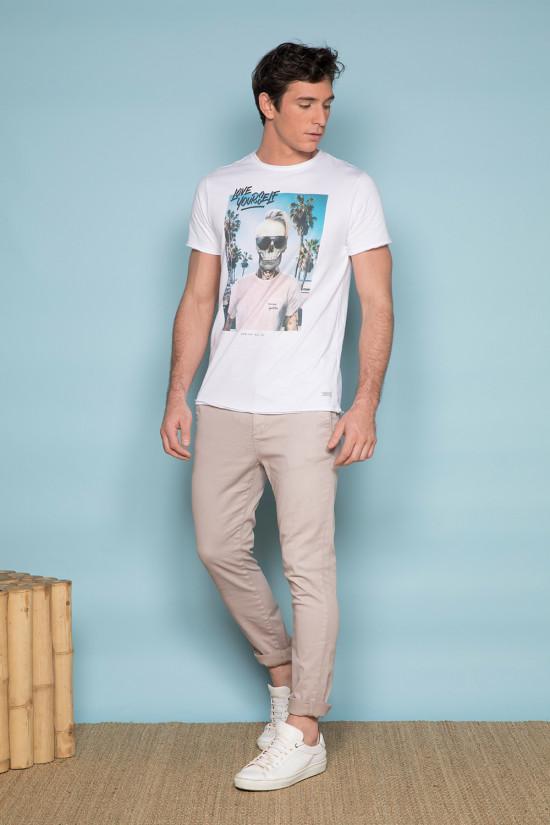T-shirt BIEMER Man S191101 (44164) - DEELUXE-SHOP