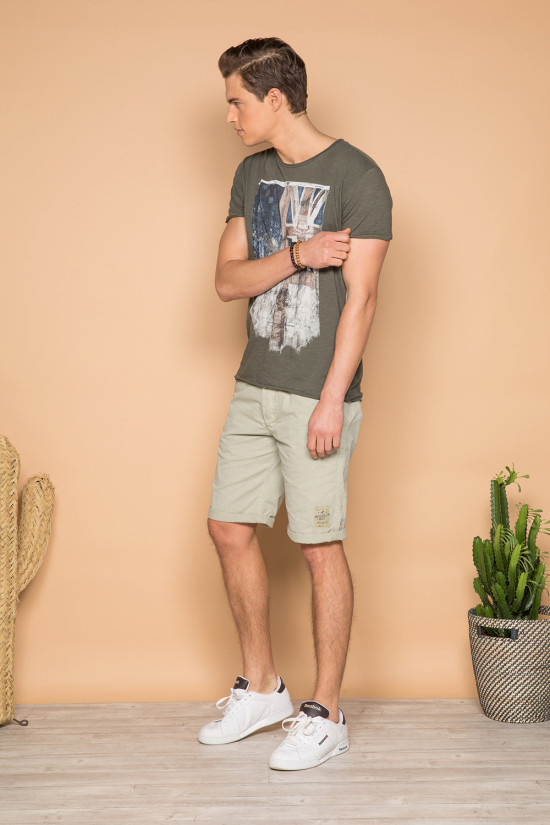 Short Short BROKEN Man S19725 (44189) - DEELUXE-SHOP