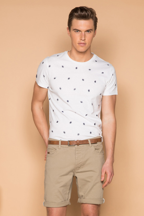 Short Short CITY Man S19726 (44235) - DEELUXE-SHOP