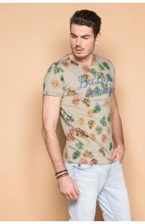 T-shirt T-shirt FRESH Man S19156 (44329) - DEELUXE-SHOP
