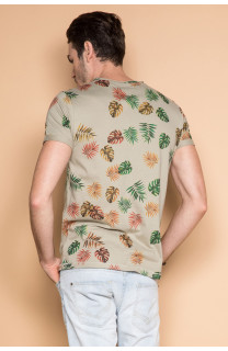 T-shirt T-shirt FRESH Man S19156 (44332) - DEELUXE-SHOP