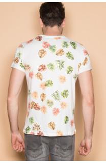 T-shirt T-shirt FRESH Man S19156 (44337) - DEELUXE-SHOP