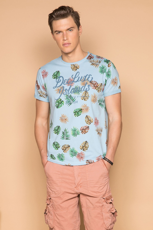 T-shirt T-shirt FRESH Man S19156 (44339) - DEELUXE-SHOP