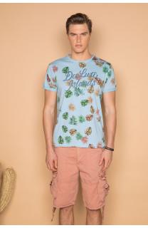 T-shirt T-shirt FRESH Man S19156 (44341) - DEELUXE-SHOP