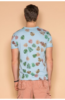 T-shirt T-shirt FRESH Man S19156 (44342) - DEELUXE-SHOP