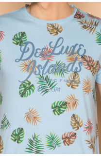 T-shirt T-shirt FRESH Man S19156 (44343) - DEELUXE-SHOP