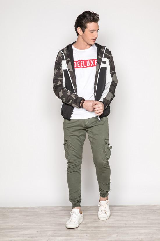 Jacket Jacket FRIZZY Man S19615 (44344) - DEELUXE-SHOP