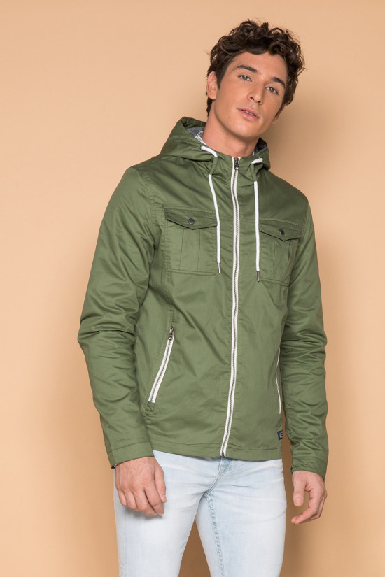 Jacket Jacket INUITS Man S19601 (44359) - DEELUXE-SHOP