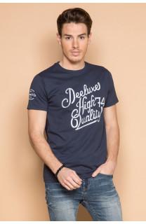 T-shirt T-shirt KELVIN Man S19173 (44399) - DEELUXE-SHOP