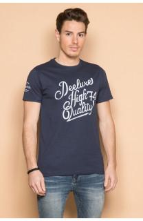 T-shirt T-shirt KELVIN Man S19173 (44401) - DEELUXE-SHOP