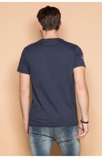 T-shirt T-shirt KELVIN Man S19173 (44402) - DEELUXE-SHOP