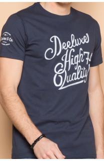 T-shirt T-shirt KELVIN Man S19173 (44403) - DEELUXE-SHOP