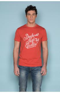 T-shirt T-shirt KELVIN Man S19173 (44406) - DEELUXE-SHOP