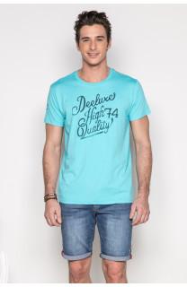 T-shirt T-shirt KELVIN Man S19173 (44410) - DEELUXE-SHOP
