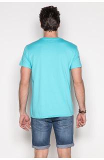 T-shirt T-shirt KELVIN Man S19173 (44413) - DEELUXE-SHOP