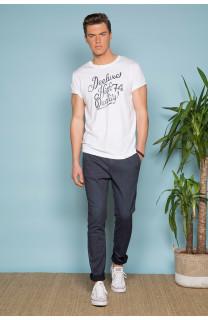 T-shirt T-shirt KELVIN Man S19173 (44417) - DEELUXE-SHOP