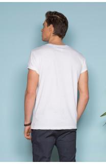 T-shirt T-shirt KELVIN Man S19173 (44418) - DEELUXE-SHOP